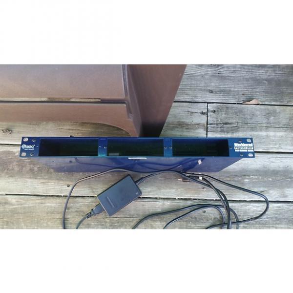 Custom Radial Powerstrip 500 Series Rack Blue #1 image