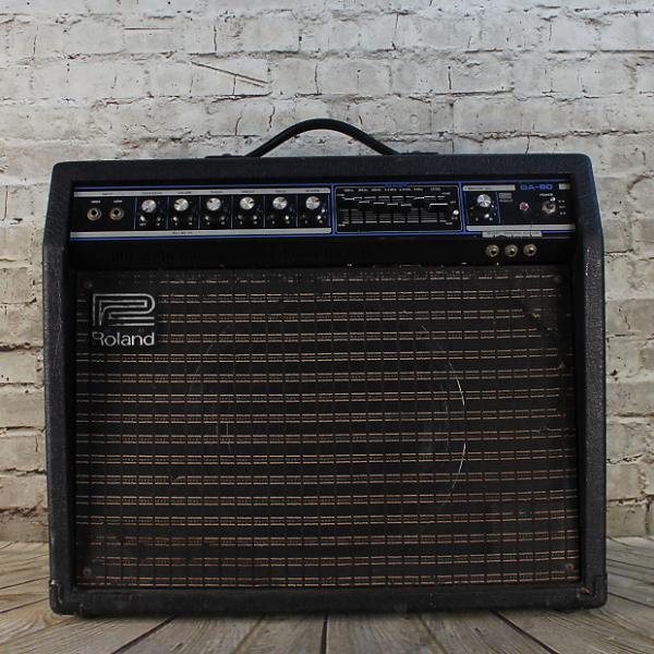 Custom Roland GA-60 Combo Amp #1 image