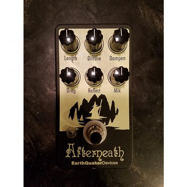 Custom EarthQuaker Devices Afterneath Otherworldly Reverberation Machine #1 image