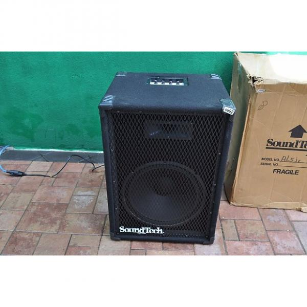 Custom Soundtech AL5jr w/ MC100 Power Module [Active Speaker w/ Mixer module] #4602 #1 image