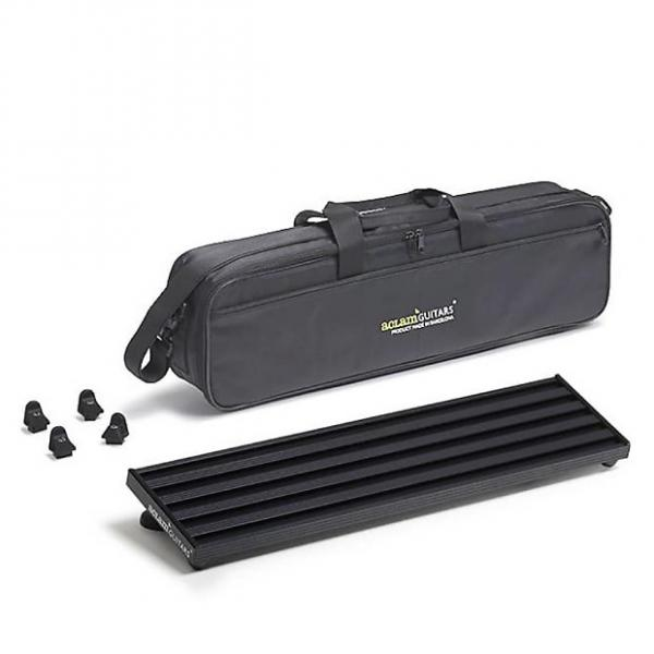 Custom Aclam Smart Track Pedal Board S1 with Soft Travel Case #1 image