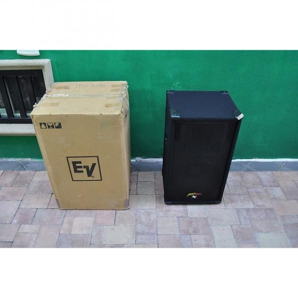 Custom Electro voice EV Force Speakers 200 watts 15-inch two-way speaker cabinet #1 image