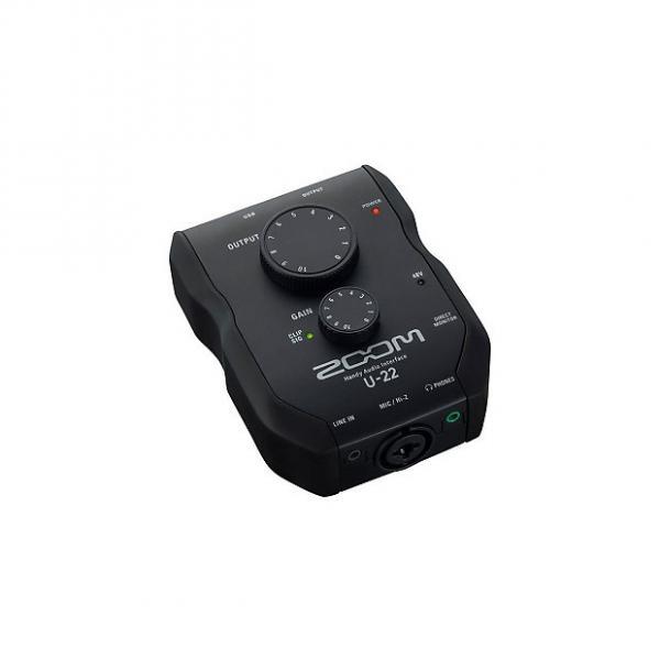 Custom Zoom U-22 Handy Audio Interface #1 image