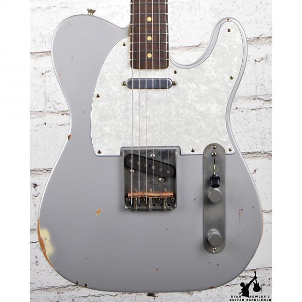 Custom Nash T63 Inca Silver, C Neck Lollars #1 image