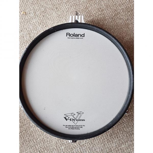 "Custom Roland PD-125BK V-Pad 12"" Dual-Trigger Mesh Drum Pad #1 image"
