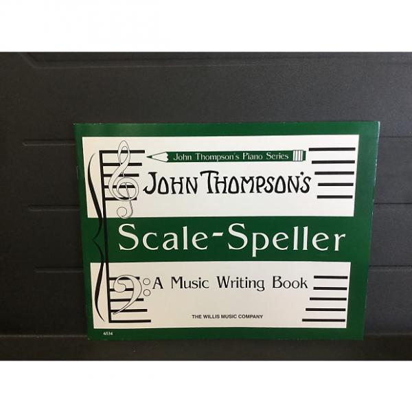 Custom John Thompson's Scale-Speller #1 image