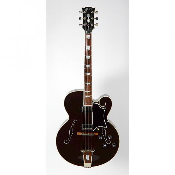 Custom Gibson Custom Tal Farlow w/ OHSC 1996 Wine Red #1 image