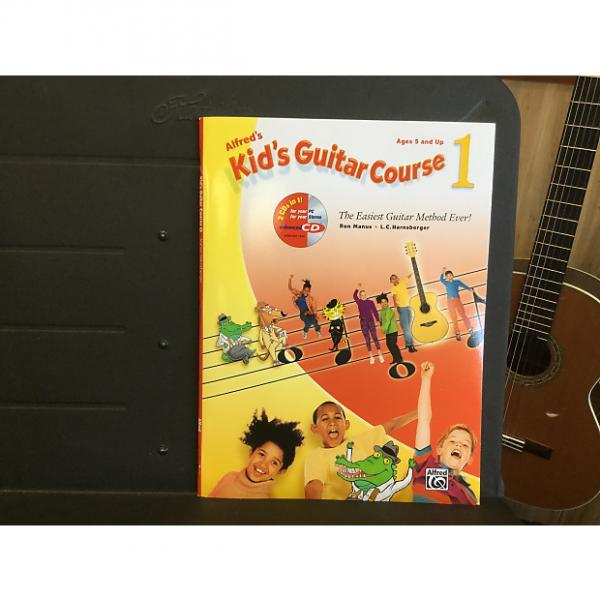 Custom Alfreds Kids Guitar Course 1 #1 image