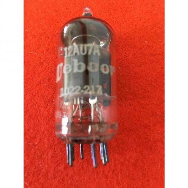 Custom Mullard 12AU7 ECC82 vacuum tube #1 image