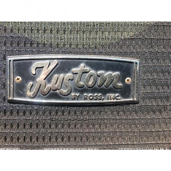 Custom Kustom by Ross speaker emblem badge #1 image