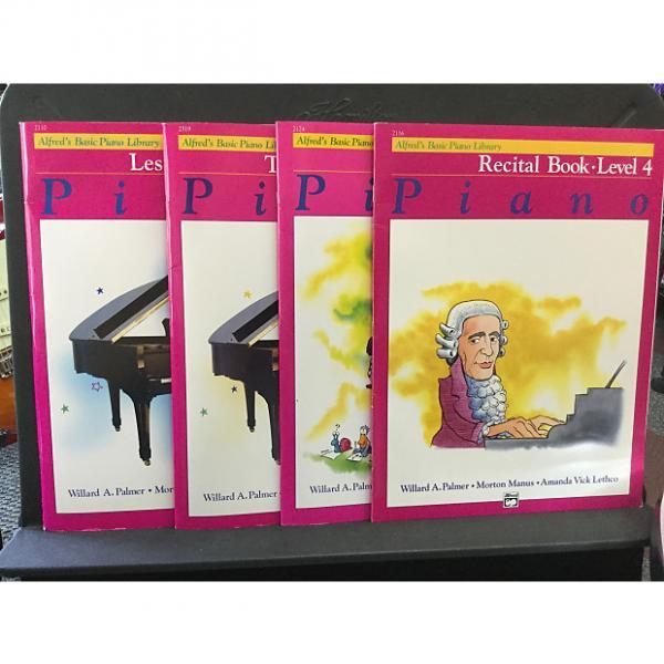 Custom Alfred's Basic Piano Library Level 4 - Recital #1 image