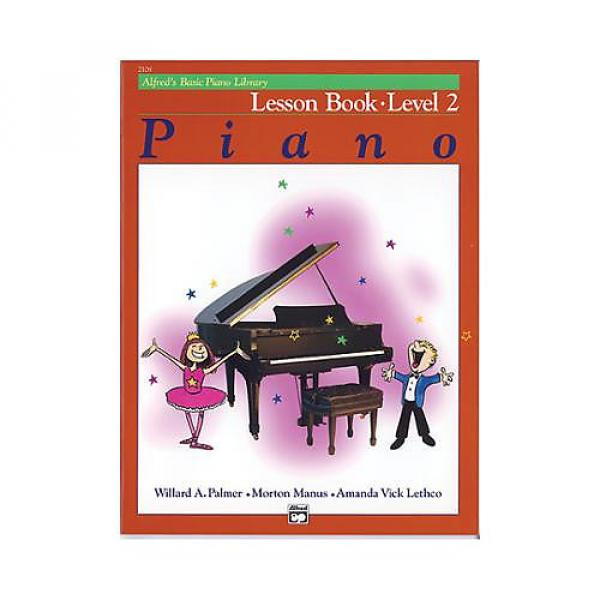 Custom Alfred's Basic Piano Library Level 2 - Lesson #1 image
