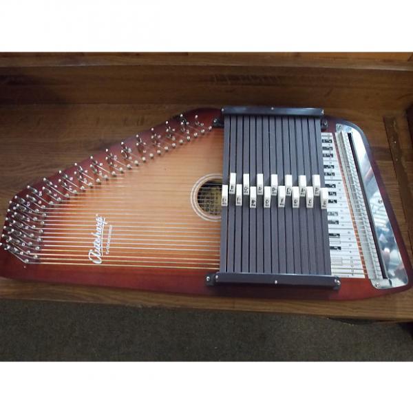 Custom Oscar Schmidt Model 15 chord  Autoharp #1 image