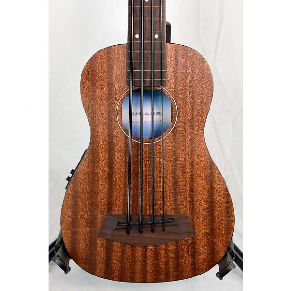 Custom Kala SMHG-FL Fretless U-Bass Mahogany #1 image