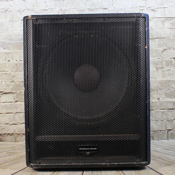 Custom American Audio PSW-15P Subwoofer #1 image