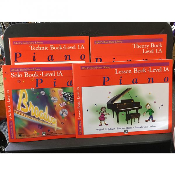 Custom Alfreds Basic Piano Library Level 1A - Lesson #1 image