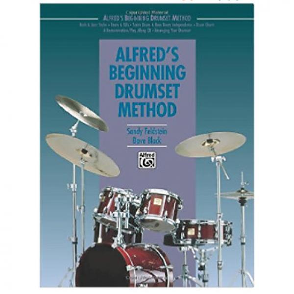 Custom Alfred's Beginning Drumset Method #1 image