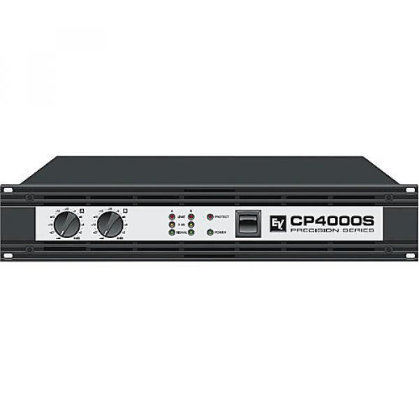 Custom Electro-Voice CP4000S Class-H Power Amplifier NEW-IN-BOX #1 image