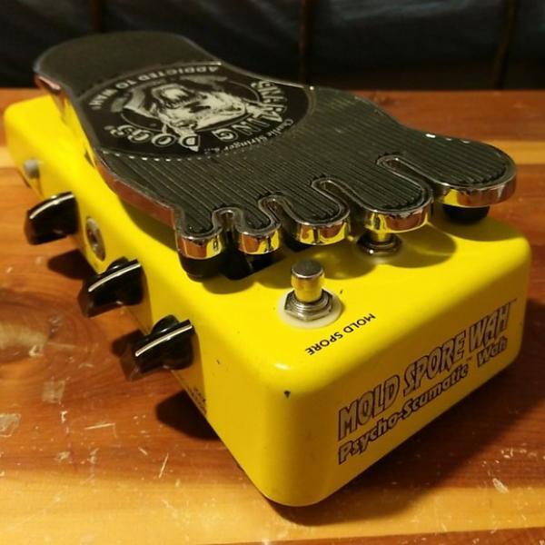 Custom Snarling Dogs Mold Spore Psycho-Scumatic Wah Ring Modulator 1990's FREE SHIPPING #1 image