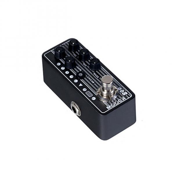 Custom new Mooer Preamp 008 Cali-MK3 (Mesa Boogie) amp model guitar effect pedal #1 image