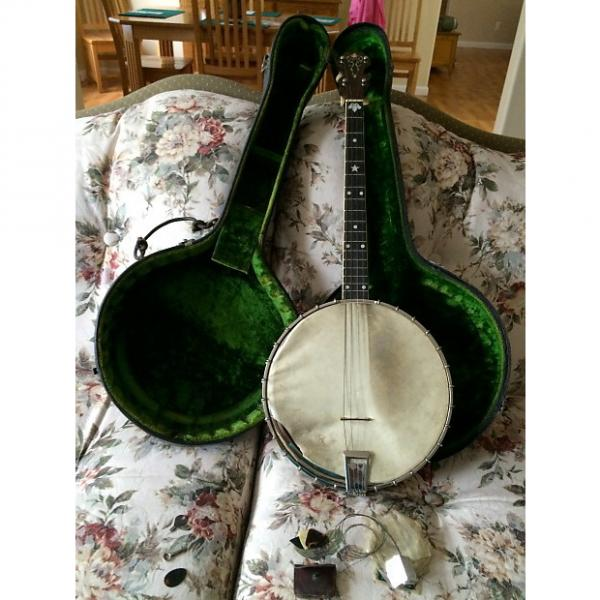 Custom Vega 4 string Banjo 1925 #1 image