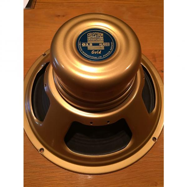 Custom Celestion Alnico Gold G12 8 Ohm #1 image