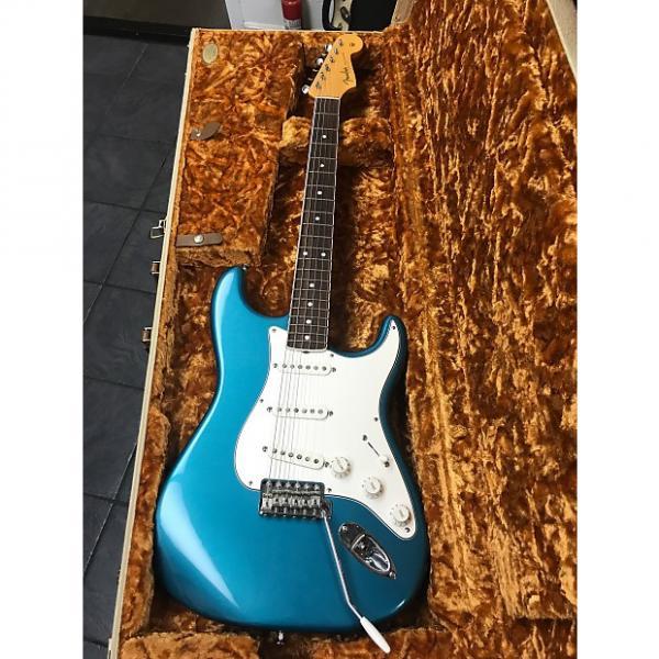 Custom Fender Eric johnson stratocaster Stratocaster  2015 Aqua firemist #1 image