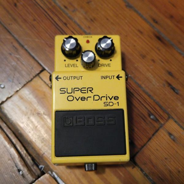 Custom Boss SD-1 Overdrive #1 image