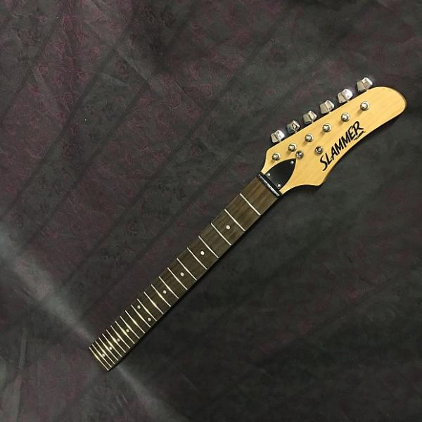 Custom Slammer (by Hamer) Neck + Tuners #1 image