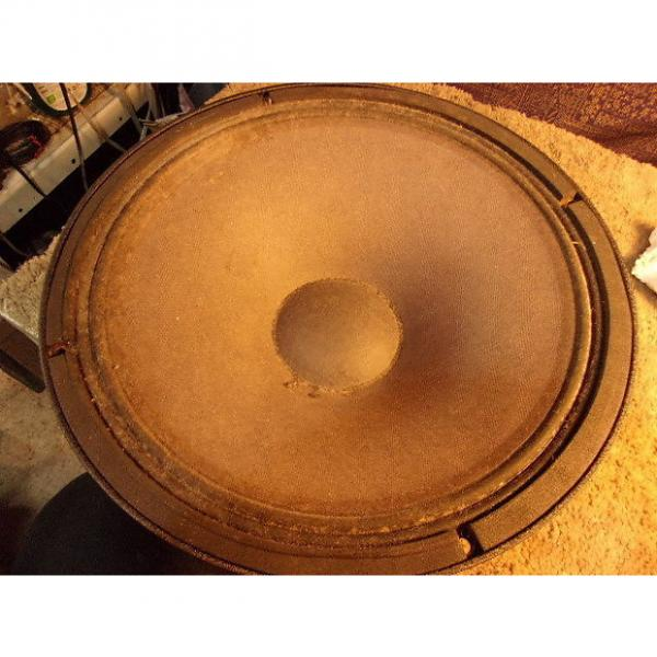 "Custom JBL M121-8 12"" Speaker Good Working Condition #1 image"