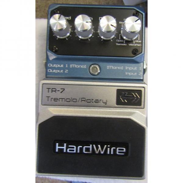 Custom DigiTech Hardwire TR-7 Tremolo/Rotary #1 image
