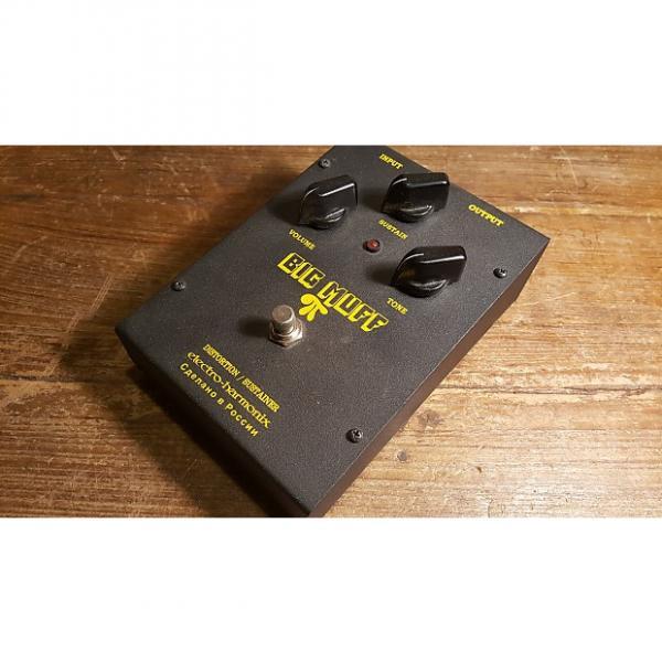 Custom Electro-Harmonix Big Muff Pi V7 (Black Russian) #1 image