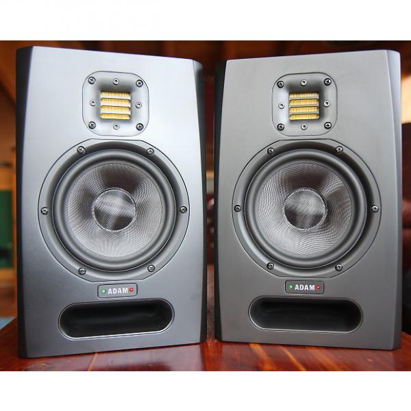 Custom Adam F5 Near Field Studio Monitors (Pair) - Mint Condition #1 image