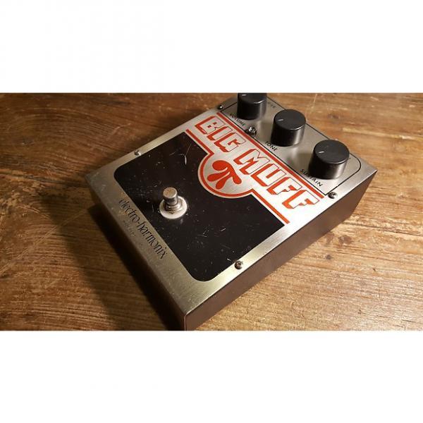 Custom Electro-Harmonix Big Muff Pi V9 w/Analogman True Bypass Mod #1 image
