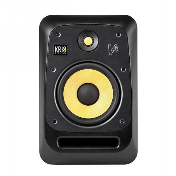 Custom KRK V8S4 V Series 4 8in 2 Way Powered Monitor #1 image