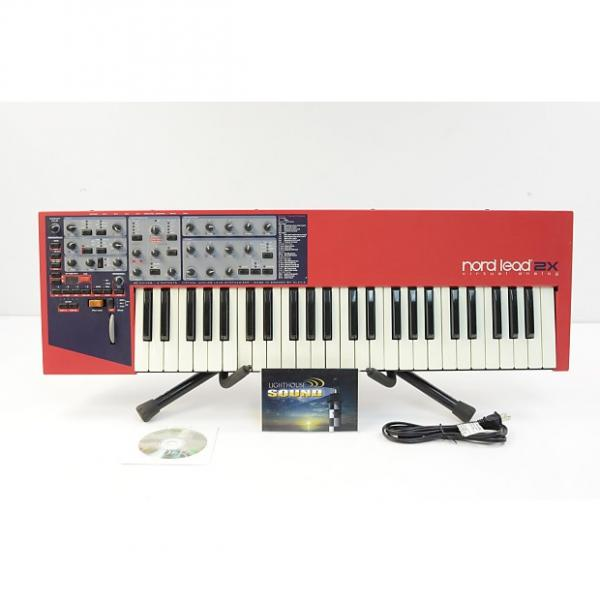 Custom Clavia Nord Lead 2X 49-Key Virtual Analog Keyboard #1 image