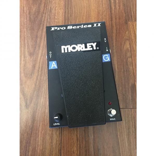 Custom Morley Pro Series II Wah Black #1 image