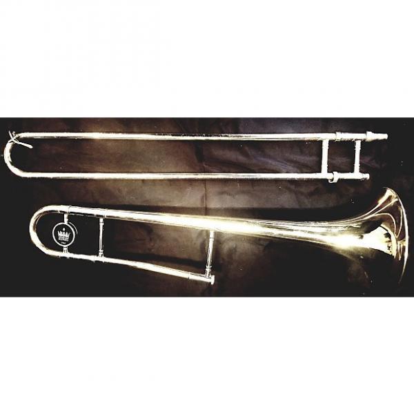 Custom Used King 606 Tenor Trombone #1 image