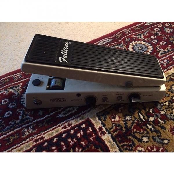 Custom Fulltone  Mdv-2 univibe pedal #1 image