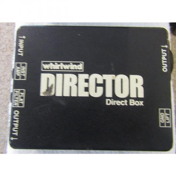 Custom Whirlwind Director Direct Box #1 image