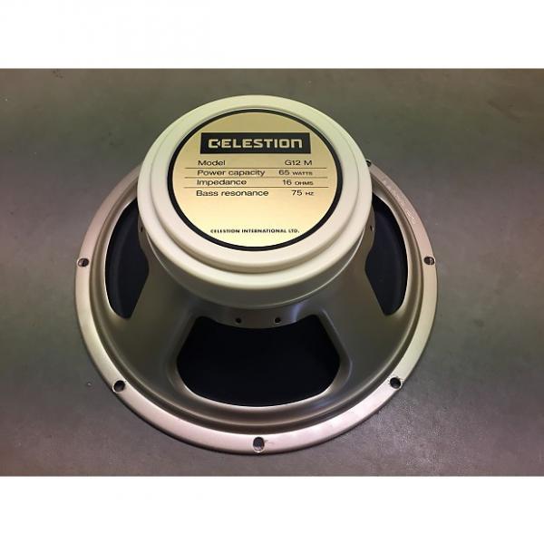 Custom Celestion  Creamback G12-M 65 16 ohm 2016 #1 image