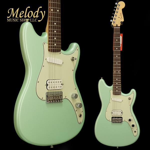 Custom Fender Duo-Sonic HS, Rosewood Fingerboard, Surf Green #1 image