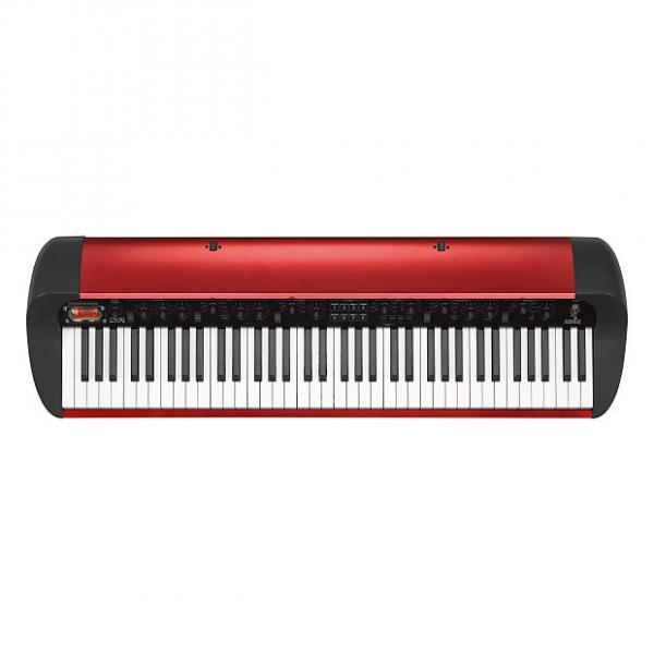 Custom Korg SV-1 73-Key Limited Edition Vintage Stage Piano (Metallic Red) #1 image