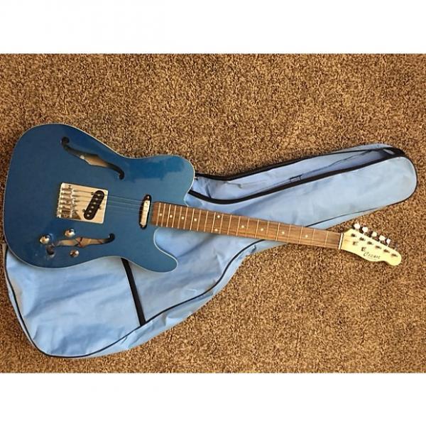 Custom Hollowbody Telecaster style Guitar #1 image