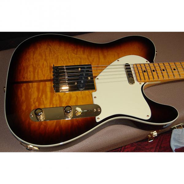 Custom NEW! 2017 Fender Custom Shop Merle Haggard Fender Merle Haggard Telecaster Custom Shop Sunburst RARE #1 image