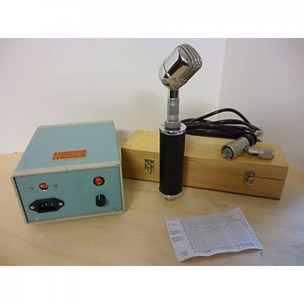 Custom Vintage RFT - Gefell CMV 563 tube microphone with AEG U67 capsule #1 image