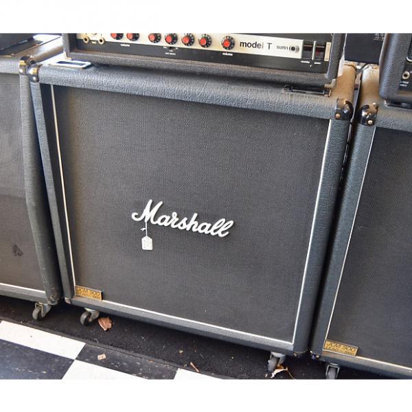 Custom Marshall 1960B JCM900 1990's Black #1 image