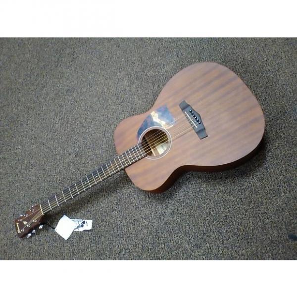 Custom Ibanez PC12MHOPN Acoustic Guitar Concert Size Open Pore 2017 Mahogany #1 image