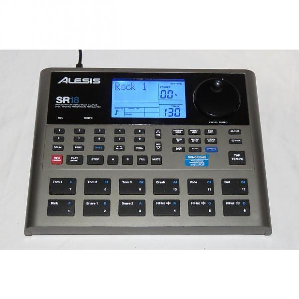 Custom Alesis SR-18 SR18 Drum Machine #1 image