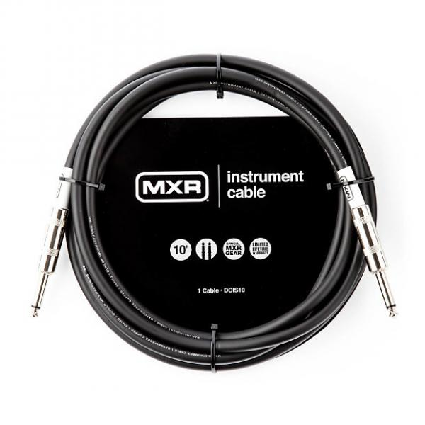 Custom MXR DCIS10 Instrument Cable 10ft w/ FREE SAME DAY SHIPPING #1 image